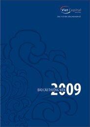 Báo cáo thường niên 2009 - VCSC