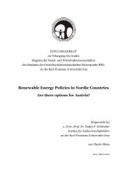 Renewable Energy Policies in Nordic Countries - Stefan.Schleicher ...