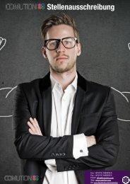 Stellenausschreibung Business Partner (m/w)