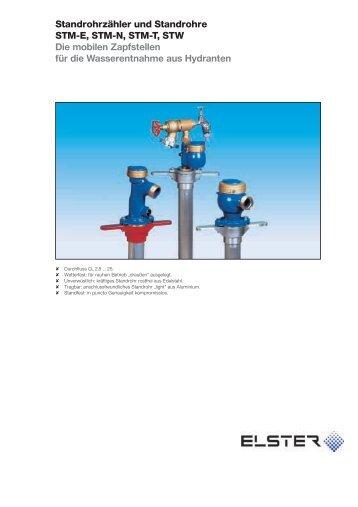 Die mobilen Zapfstellen für die Wasserentnahme ... -  aquamess GmbH