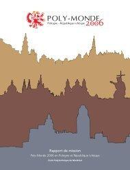 Poly-Monde 2006