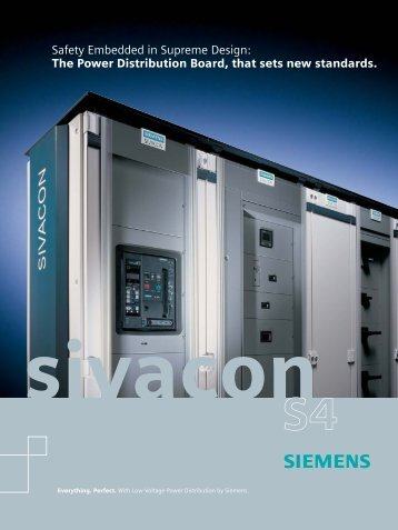 Safety Embedded in Supreme Design: The Power Distribution Board ...