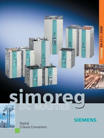simoreg 6ra70 dc master