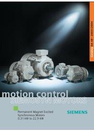 SIEMOSYN Motors