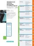 SINAMICS S120 Umrichter-Einbaugeräte 0,12 kW bis 1200 kW - Seite 3
