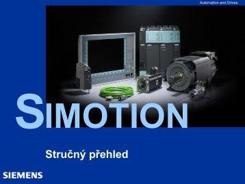 Přehledová prezentace SIMOTION
