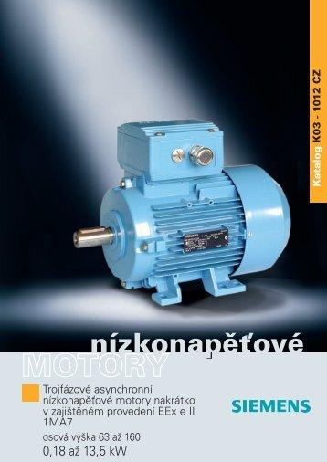 Katalog K03 - Siemens, s.r.o.