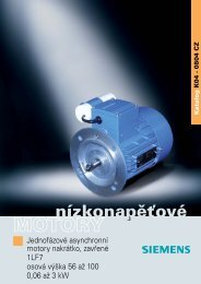 Katalog K04 - Siemens, s.r.o.