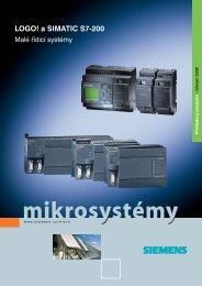 Prospekt mikrosystémů - Siemens, s.r.o.