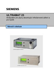 Manuál ULTRAMAT 23