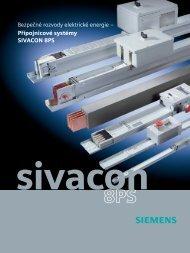 Prospekt SIVACON 8PS - Siemens, s.r.o.