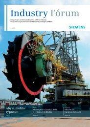Industry Fórum - Siemens, s.r.o.