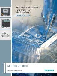 Catalog NC 61 - 2010 - Siemens