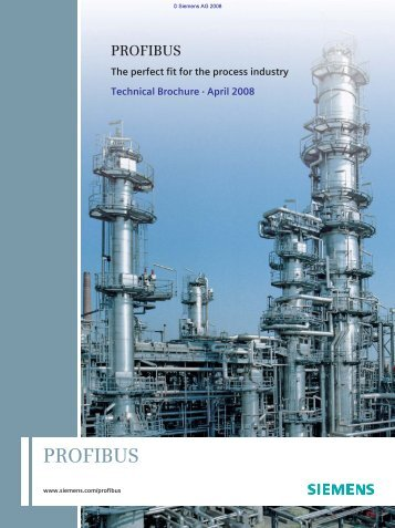 PROFIBUS - The perfect fit for the process industry