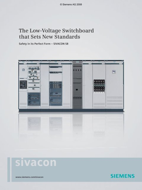 The Low Voltage Switchboard That Sets New Standards