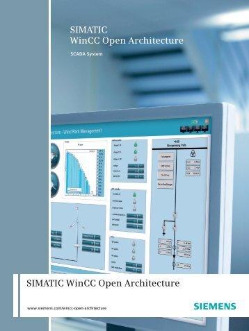 WinCC OA Brochure
