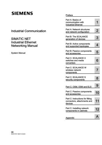 Industrial Ethernet Networking Manual