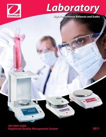 adventurer™ pro - Clarkson Laboratory and Supply