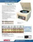 • Centrifuges • Microscopes • Colposcopes • Rockers ... - Unico - Page 5