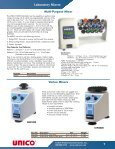 • Centrifuges • Microscopes • Colposcopes • Rockers ... - Unico - Page 7