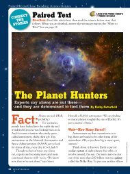The Planet hunters