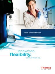 Thermo Scientific Waterbook - Clarkson Laboratory and Supply