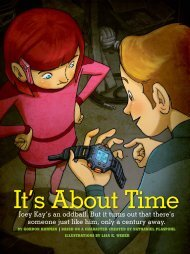 It's About Time - Scholastic