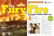 From Our Archive: ?The Fury of Fire? - Scholastic