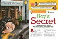 Storyworks original Fiction - Scholastic