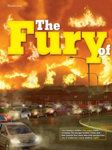 Fury Fire - Storyworks - Scholastic