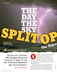 The Super Tornado Ou - Storyworks