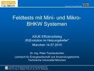 Download Vortrag der TUM (Dr.-Ing. Peter Tzscheutschler) - Strom ...