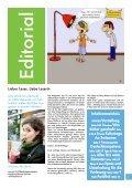 Ausgabe 1, 19.9.2011 - Pädagogische Hochschule Zürich - Seite 3