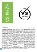 Ausgabe 1, 19.9.2011 - Pädagogische Hochschule Zürich - Seite 4
