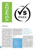 Ausgabe 2, 12.12.2011 - Pädagogische Hochschule Zürich - Seite 4