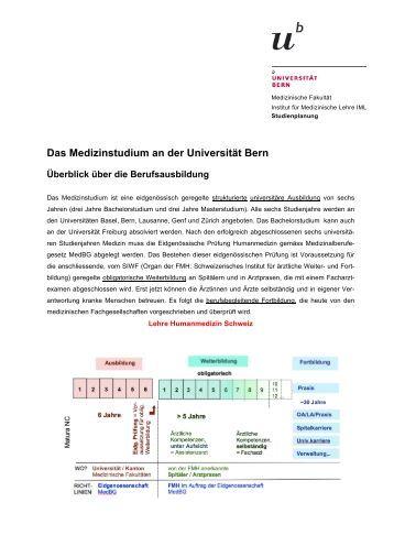uni bern dissertation medizin