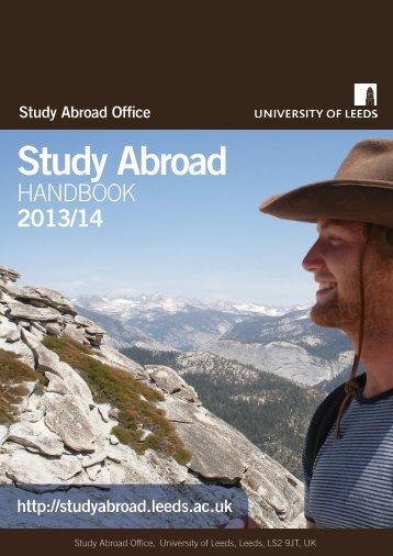 Study Abroad - University of Leeds
