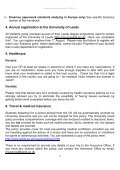 Study Abroad - University of Leeds - Page 6