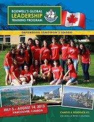 Empowering tomorrow's leaders - Cedars