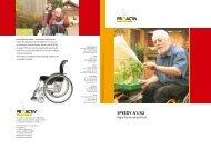 SPEEDY A1/A2 brochure - Willkommen bei PRO ACTIV Reha ...