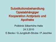 Apotheker 2010-1 - Ostdeutschen Arbeitsgemeinschaft für ...