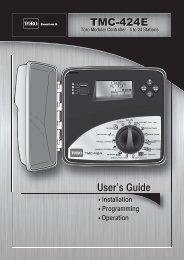 User's Guide - Toro Media