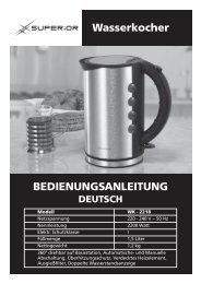 51899 AE Water Kettle IM_D.indd - Superior