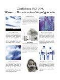 Einfach Wasser ... - Aqua Nova GmbH - Page 3