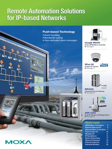 Remote Ethernet I/O - Elmark Automatyka Sp. z oo - serwer pomocy ...
