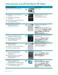 HP TouchSmart Foto - Harlander.com | Support und Treiber - Page 6