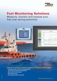 Fuel Monitoring Solutions - Aquametro AG