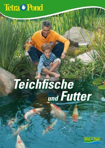 Futtern magazine for Teichfische futter