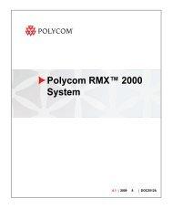 1 - Polycom Support