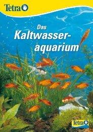 Das Kaltwasser- aquarium